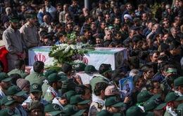 Iran triệu Đại sứ Pakistan sau vụ đánh bom liều chết gần biên giới