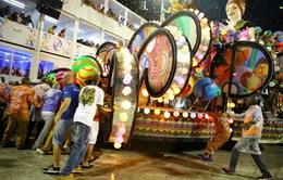 Khai mạc mùa lễ hội Carnival thế giới