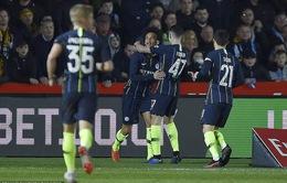 Kết quả bóng đá sáng 17/02: Man City vào tứ kết FA Cup, Barcelona chật vật vượt qua Valladolid