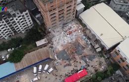 Sập nhà làm 3 người thiệt mạng ở Trung Quốc