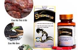 Cẩn trọng với thông tin quảng cáo thực phẩm bảo vệ sức khỏe Stronghair