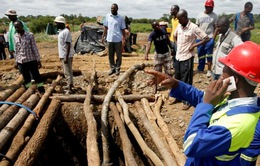Zimbabwe: Hơn 60 thợ mỏ có thể đã thiệt mạng trong tai nạn mỏ vàng