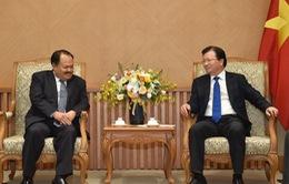 Việt Nam - Lào đẩy mạnh hợp tác về năng lượng