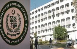 Pakistan triệu hồi Đại diện ngoại giao tại Ấn Độ về nước