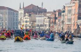 Sôi động Carnival Venice tại Italy