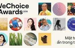 Những câu nói truyền cảm hứng tại WeChoice Awards 2018