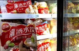 Công ty Trung Quốc sản xuất há cảo từ thịt lợn nhiễm dịch tả châu Phi