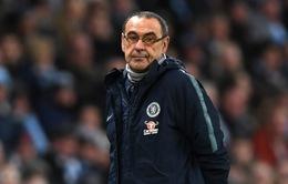 HLV Sarri chắc suất ở lại Chelsea