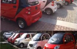Ô tô mini giá 40 triệu đồng xuất hiện tại Việt Nam