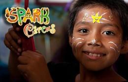 Spark Circus - Tổ chức cộng đồng mang tiếng cười đến với dân tị nạn