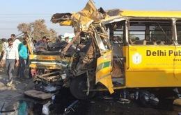 Tai nạn giao thông tại Ấn Độ, hơn 30 người thương vong