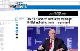 Sôi động thị trường mua bán vũ khí tại Trung Đông