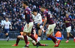Tottenham thắng chật vật Newcastle tại vòng 25 Ngoại hạng Anh
