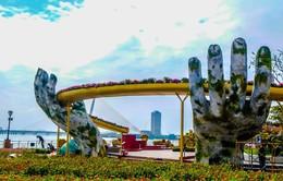 Đường hoa xuân Kỷ Hợi ở Đà Nẵng chính thức mở cửa đón khách