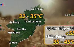 Nam Bộ nắng nóng dịp Tết, người dân cần cảnh giác cao với cháy nổ
