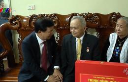 Phó Thủ tướng Trịnh Đình Dũng thăm, chúc Tết tại Vĩnh Phúc