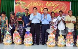Trưởng Ban Tổ chức Trung ương Phạm Minh Chính thăm, chúc Tết tại Kiên Giang