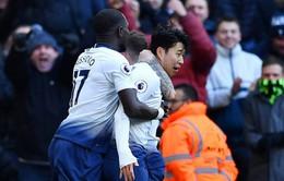 Thắng tối thiểu trước Newcastle, Tottenham tạm vươn lên vị trí thứ 2 BXH Ngoại hạng Anh