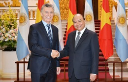 Thủ tướng: Việt Nam coi Argentina là đối tác quan trọng hàng đầu tại Mỹ Latin