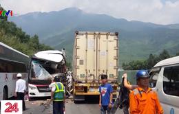 13 du khách Hàn Quốc bị tại nạn giao thông đã về nước