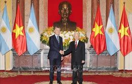 Tổng thống Argentina thăm cấp Nhà nước tới Việt Nam