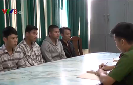 Đà Nẵng: Khởi tố, bắt tạm giam 4 đối tượng tấn công lực lượng làm nhiệm vụ