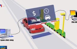 Sẽ giám sát doanh thu các trạm BOT qua dữ liệu trực tuyến