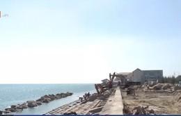 Tìm giải pháp bảo vệ bờ biển Cửa Đại - Hội An