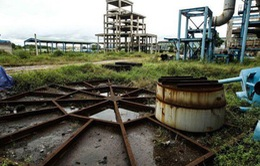 Kiến nghị điều tra vi phạm tại Dự án Gang thép Thái Nguyên