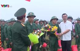 Quảng Trị, Lâm Đồng tổ chức Lễ giao nhận quân năm 2019