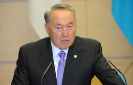 Tổng thống Kazakhstan giải tán chính phủ do thất bại kinh tế
