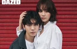 Nam Joo Hyuk và Han Ji Min siêu đẹp đôi dù cách nhau 12 tuổi