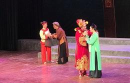 Vở Tống Trân Cúc Hoa trở lại chiếu chèo Hà Nội