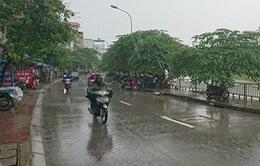Ngày 22/2, trời chuyển mưa rải rác ở Bắc Trung Bộ