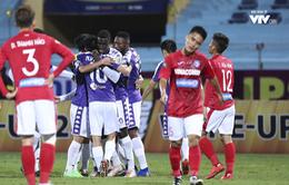"""Ảnh: Chiến thắng """"5 sao"""" thuyết phục của nhà vô địch V.League - CLB Hà Nội"""