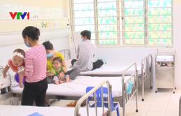 Gia tăng ca mắc sởi tại Đắk Nông