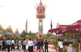 Quan hệ Việt Nam - Campuchia phát triển ổn định
