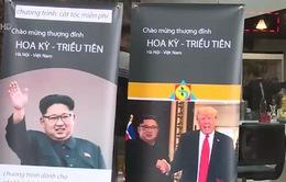 """Các dịch vụ """"ăn theo"""" Hội nghị thượng đỉnh Mỹ - Triều"""