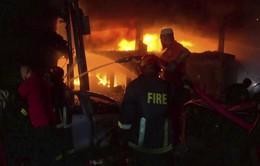 Việt Nam gửi điện thăm hỏi Bangladesh về vụ hỏa hoạn ở thủ đô Dhaka