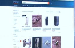 TP.HCM đề nghị kiểm tra việc Lazada bán thiết bị lắp ráp súng