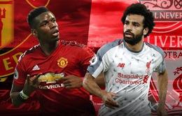 Lịch thi đấu, BXH Ngoại hạng Anh vòng 27: Tâm điểm đại chiến Man Utd - Liverpool