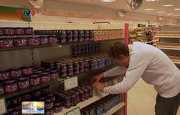 Đức công bố chiến lược hạn chế lãng phí thực phẩm