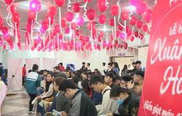Dự kiến tiếp nhận 5.000 đơn vị máu trong lễ hội Xuân hồng 2019