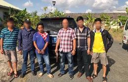 Bắt nghi can bị truy nã trong vụ chém bác sĩ Chiêm Quốc Thái