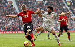 Man Utd 0-0 Liverpool: Chia điểm tại Old Trafford, Liverpool trở lại ngôi đầu Ngoại hạng Anh