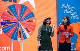 """Không khí xuân rộn ràng tại Vietnam Airlines Festa - """"Lễ hội Tết cổ Truyền"""""""