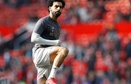 """Liverpool lo mất Salah trong 2 giai đoạn """"nhạy cảm"""" mùa tới"""