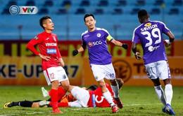 ẢNH: CLB Hà Nội thắng tưng bừng trong ngày đầu ra quân tại V.League 2019