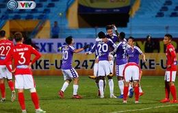 ẢNH: CLB Hà Nội khởi đầu hoàn hảo với chiến thắng 5-0 trước Than Quảng Ninh