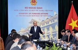 Thủ tướng: Bộ Ngoại giao phải ứng trực 24/24h, đảm bảo thông tin về Hội nghị thượng đỉnh Mỹ - Triều thông suốt